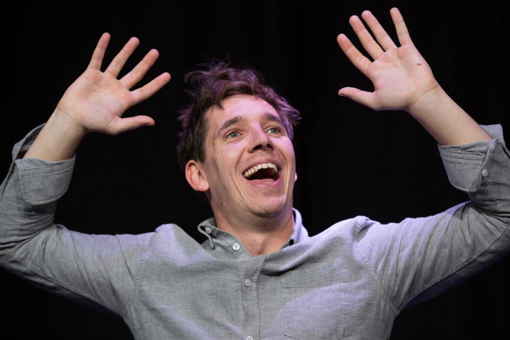 Winner announced for first Mental Health Fringe Award at Edinburgh festival