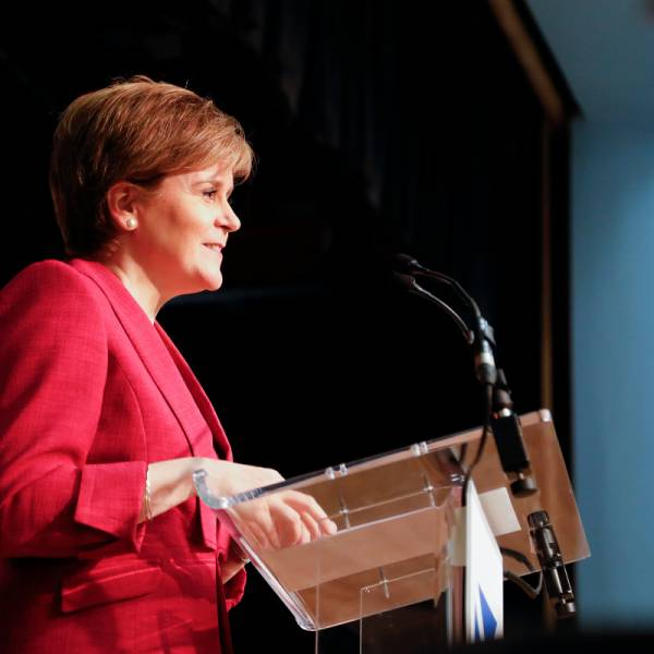 Interview with Nicola Sturgeon