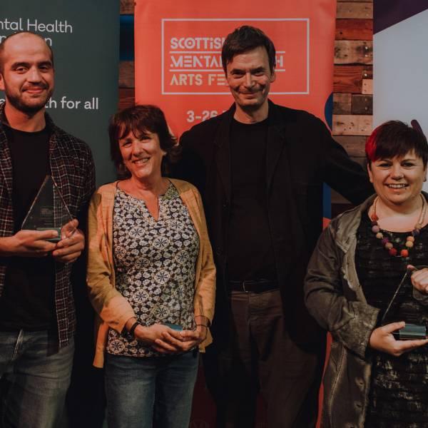 Talking Heads: SMHAF Writing Awards