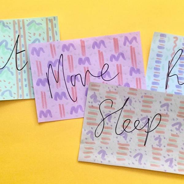 Wednesdays, 11am: Eat. Move. Sleep. Repeat.